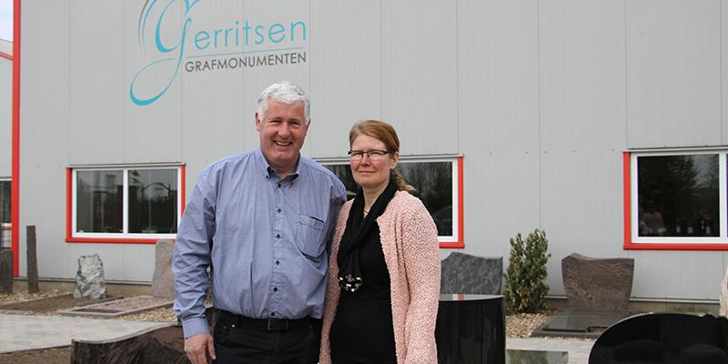 Alex Gerritsen en Erna Bosch