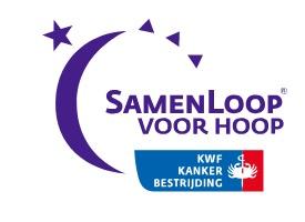 logo van SamenLoop voor Hoop