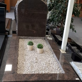 Dakota graniet grafmonument aanbieding